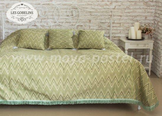 Покрывало на кровать Zigzag (180х220 см) - интернет-магазин Моя постель