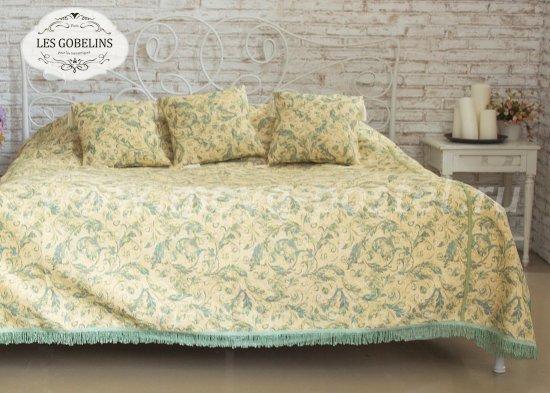 Покрывало на кровать Jeune Verdure (230х230 см) - интернет-магазин Моя постель