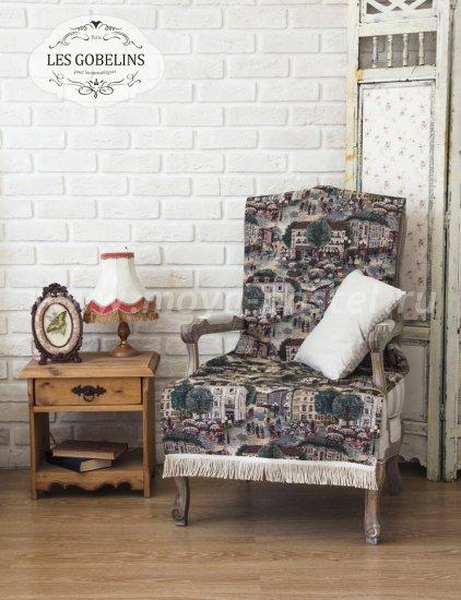 Накидка на кресло Arbat (100х200 см) - интернет-магазин Моя постель