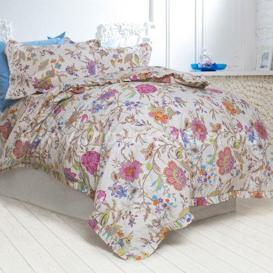 Постельное белье с рюшами Arlettae (2 спальное) в интернет-магазине Моя постель
