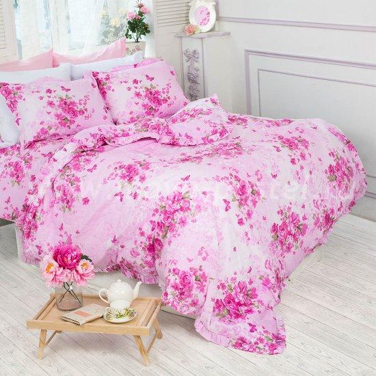 Постельное белье Jalousie (евро) в интернет-магазине Моя постель