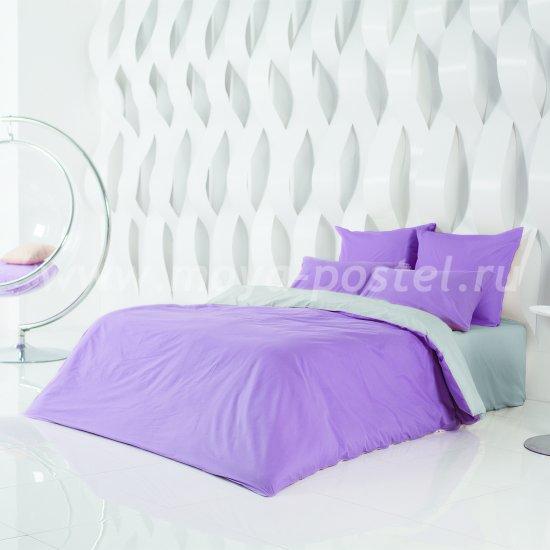 Постельное белье: Лавандовый + Туманная Гавань (семейное) в интернет-магазине Моя постель
