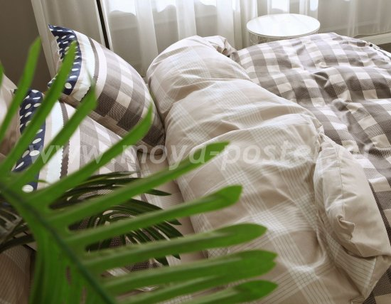 Постельное белье A53 (евро) в интернет-магазине Моя постель - Фото 3