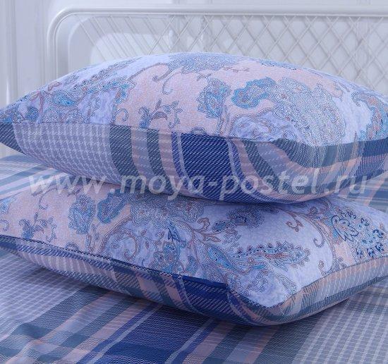 Комплект постельного белья A56 (евро) в интернет-магазине Моя постель - Фото 7