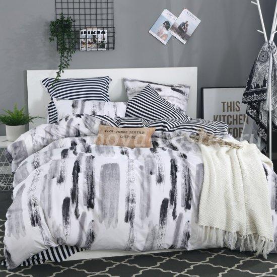 Подарочный комплект постельного белья AC065 (полуторный, 50*70) в интернет-магазине Моя постель