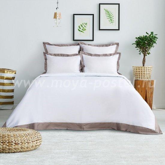 Постельное белье Elite-3 Этель ETE-04-3 серебро в интернет-магазине Моя постель