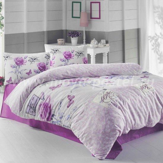 Постельное белье Irina Home IH-27-3 Sienna Lila в интернет-магазине Моя постель