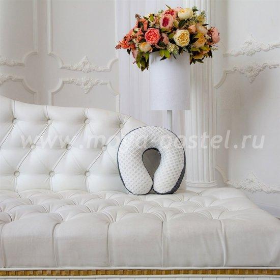 Дорожная подушка Kingsilk Memory-Relax Трэвел анатомическая и другая продукция для сна в интернет-магазине Моя постель