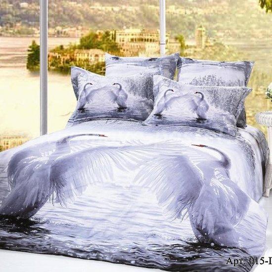Постельное белье DA Premium-3D PR-015-2 в интернет-магазине Моя постель