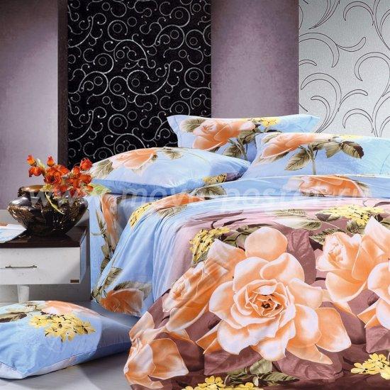 Постельное белье DA Premium-3D PR-023-3 в интернет-магазине Моя постель
