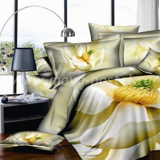 Постельное белье DA Premium-3D PR-028-2 в интернет-магазине Моя постель