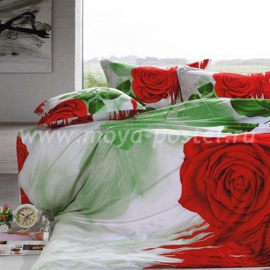 Постельное белье DA Premium-3D PR-033-3 в интернет-магазине Моя постель