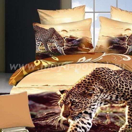 Постельное белье DA Premium-3D PR-035-3 в интернет-магазине Моя постель