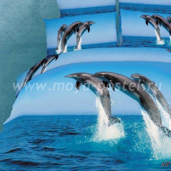 Постельное белье DA Premium-3D PR-258-2 в интернет-магазине Моя постель