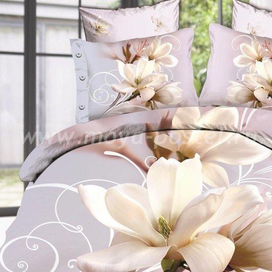 Постельное белье с 3Д эффектом DA Premium-3D PR-358-2 в интернет-магазине Моя постель