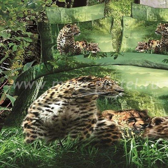 Постельное белье DA Premium-3D PR-366-3 в интернет-магазине Моя постель