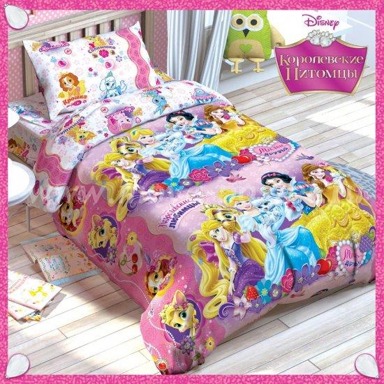 Постельное белье Этель Disney ETB-101-1 Принцессы в интернет-магазине Моя постель