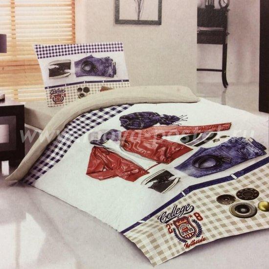 Постельное белье Teen LB-01-1 College в интернет-магазине Моя постель