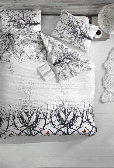 """Постельное белье """"RANFORCE"""" 1,5 сп 50х70*1 шт PIO в интернет-магазине Моя постель"""