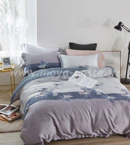 КПБ Tencel TT6-94 евро 4 наволочки в интернет-магазине Моя постель