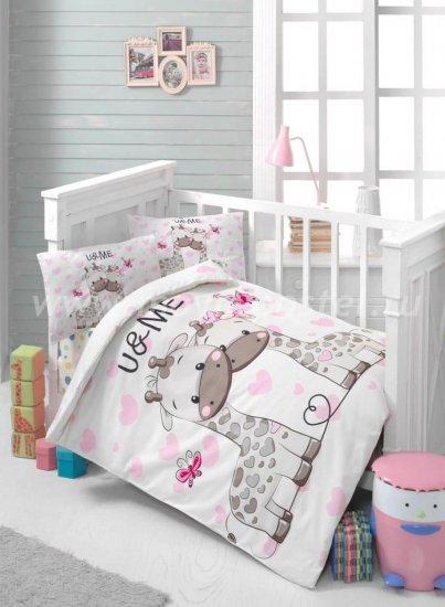 КПБ Tango Polletto PL1015-10 Ясли ранфорс в интернет-магазине Моя постель