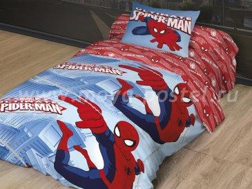 """Постельное белье для мальчиков """"Человек-паук"""" в интернет-магазине Моя постель"""