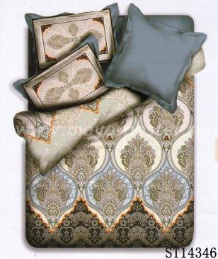 Twill 2 спальный TPIG2-186-50 (папоротники) в интернет-магазине Моя постель