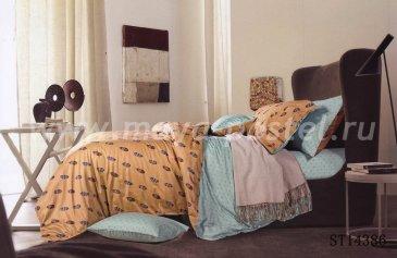 Постельное белье TPIG6-179 Twill евро 4 наволочки в интернет-магазине Моя постель