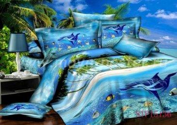 Комплект постельного белья 3D SN-510 в интернет-магазине Моя постель