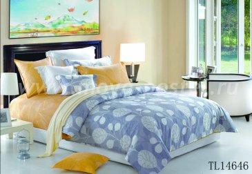 Комплект постельного белья Люкс-Сатин A078 двуспальный в интернет-магазине Моя постель
