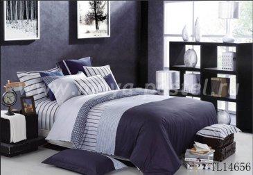 Комплект постельного белья Люкс-Сатин A078 евро в интернет-магазине Моя постель