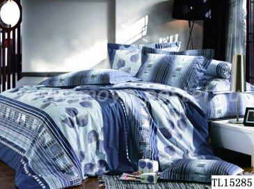 Комплект постельного белья Люкс-Сатин A083, евро в интернет-магазине Моя постель