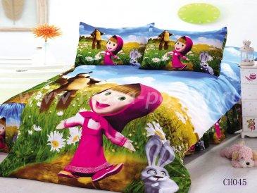 Комплект постельного белья 3D SN-1407 в интернет-магазине Моя постель