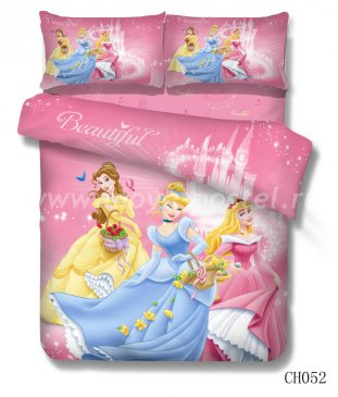 Комплект постельного белья 3D SN-1414 в интернет-магазине Моя постель