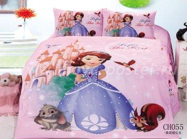 Комплект постельного белья 3D SN-1417 в интернет-магазине Моя постель