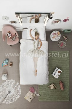 """Комплект постельного белья """"Балерина"""" в интернет-магазине Моя постель"""