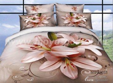 Комплект постельного белья 3D SN-1905 в интернет-магазине Моя постель