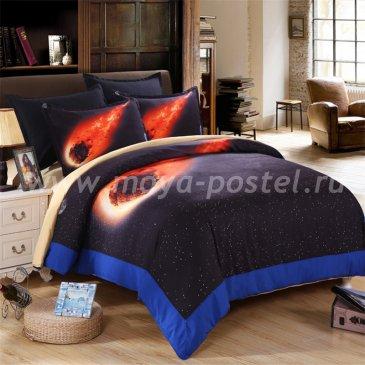 Комплект постельного белья 3D SN-2009 в интернет-магазине Моя постель