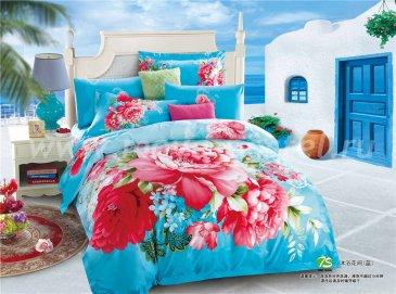 Комплект постельного белья 3D SN-2121 в интернет-магазине Моя постель