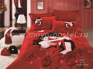 Комплект постельного белья 3D SN-2134 в интернет-магазине Моя постель