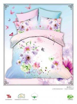 Комплект постельного белья 3D SN-2143 в интернет-магазине Моя постель