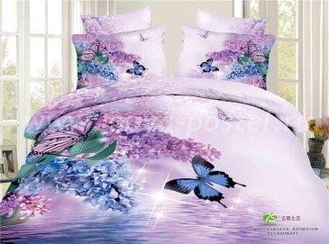 Комплект постельного белья 3D SN-2152 в интернет-магазине Моя постель