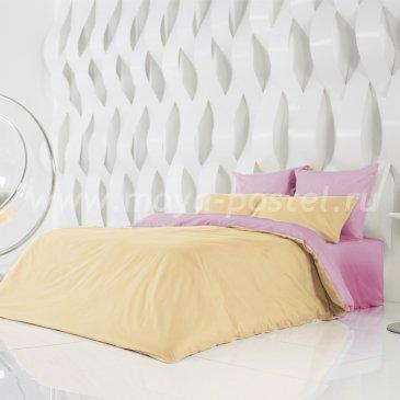 Постельное белье Perfection: Солнечный Абрикос + Розовая Лаванда (1,5 спальное) в интернет-магазине Моя постель