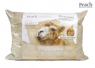Подушка Peach из Верблюжьей Шерсти Средняя (50х70) и другая продукция для сна в интернет-магазине Моя постель