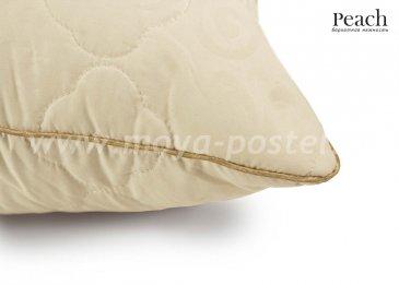 Подушка Peach из Овечьей Шерсти Упругая (70х70) и другая продукция для сна в интернет-магазине Моя постель