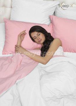 Постельное белье Perfection: Розовый + Нероли (евро) в интернет-магазине Моя постель