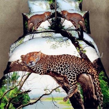 Постельное белье 3D D047 (полуторное, 50*70) в интернет-магазине Моя постель