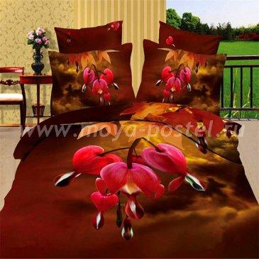 Постельное белье 3D D053 (двуспальное) в интернет-магазине Моя постель