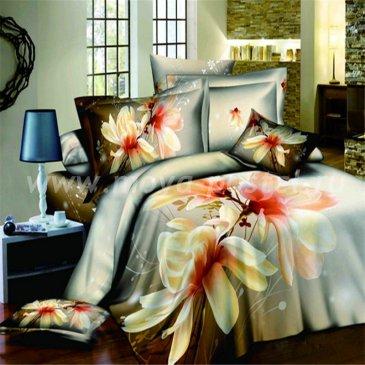 Постельное белье 3D D103 в интернет-магазине Моя постель