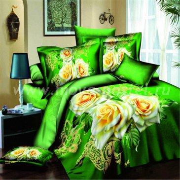 Постельное белье 3D D105 (двуспальное, 50*70) в интернет-магазине Моя постель